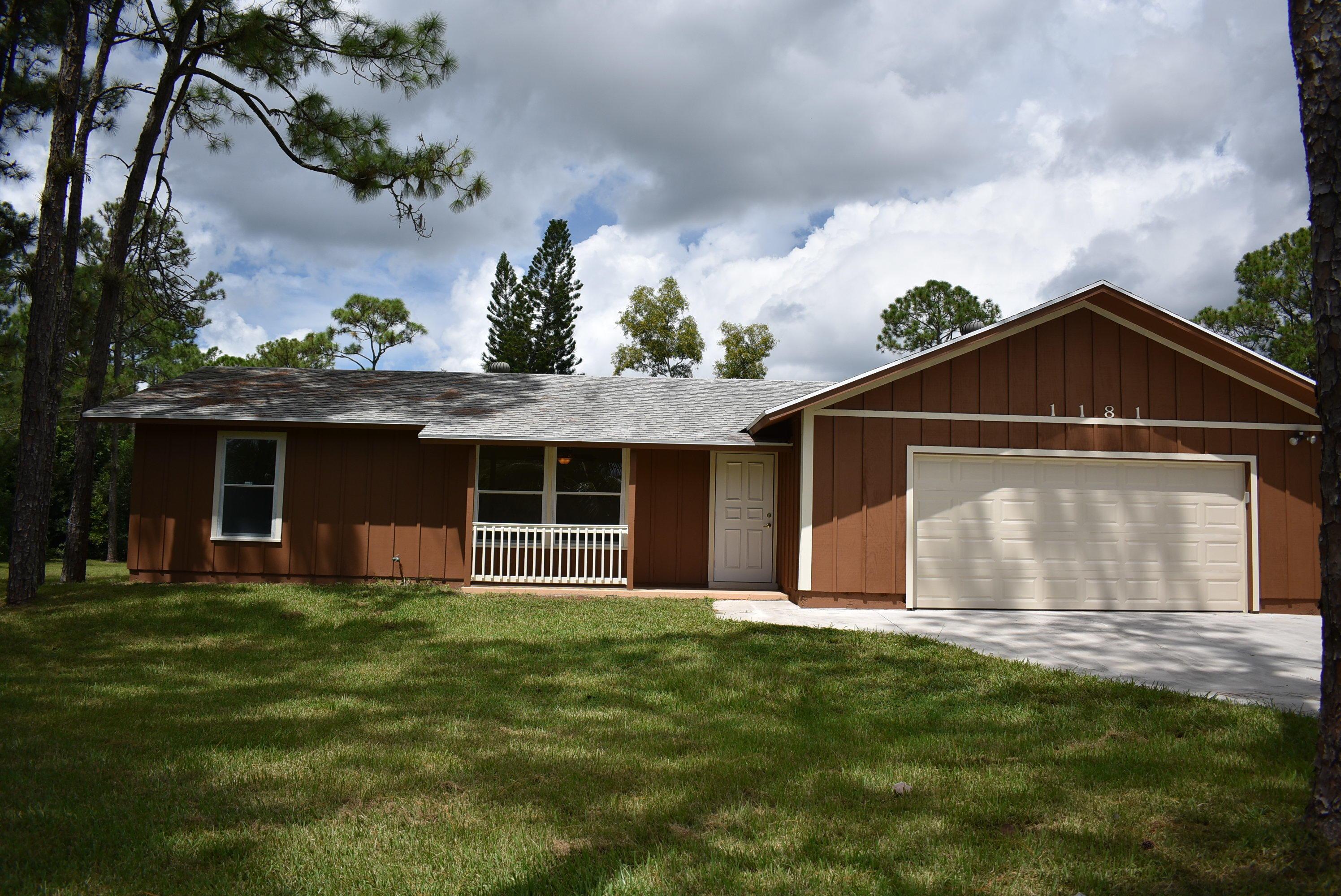1181 C Road, Loxahatchee Groves, FL 33470