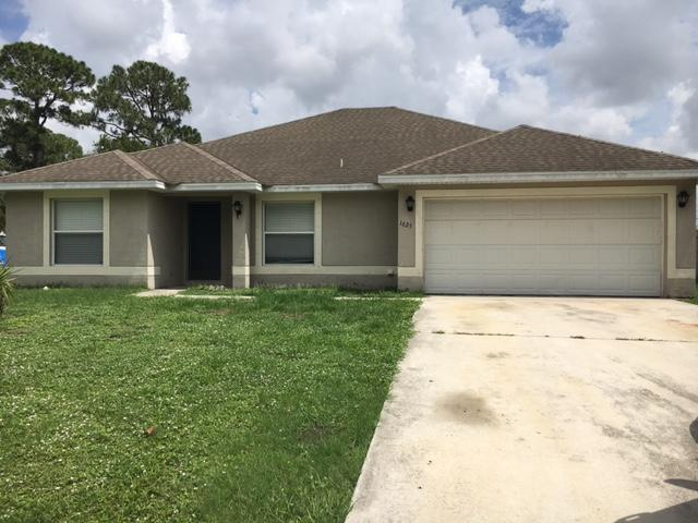 1625 Sw Bellevue Avenue, Port Saint Lucie, FL 34953
