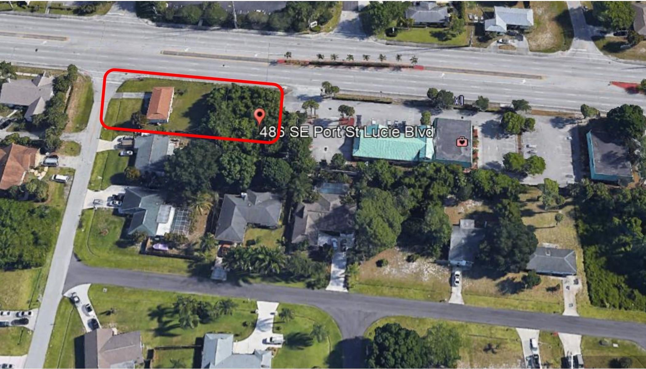 486 Se Port St Lucie Street, Port Saint Lucie, FL 34953
