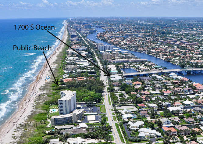 1700 S Ocean Boulevard, Delray Beach, FL 33483