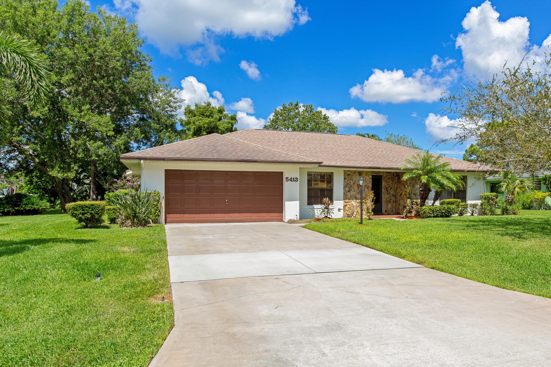 5413 Eagle Drive, Fort Pierce, FL 34951