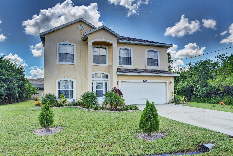 6176 Nw Gatun Drive, Port Saint Lucie, FL 34986