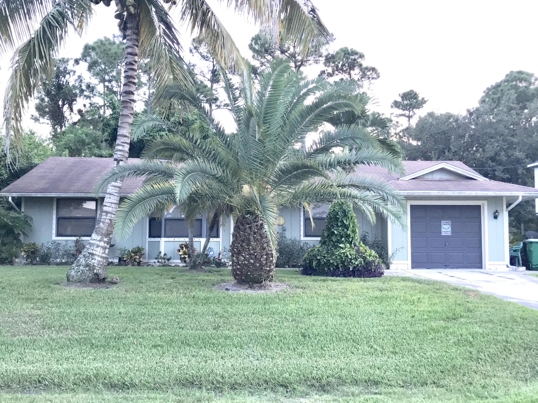 1668 Sw Mackey Avenue, Port Saint Lucie, FL 34953