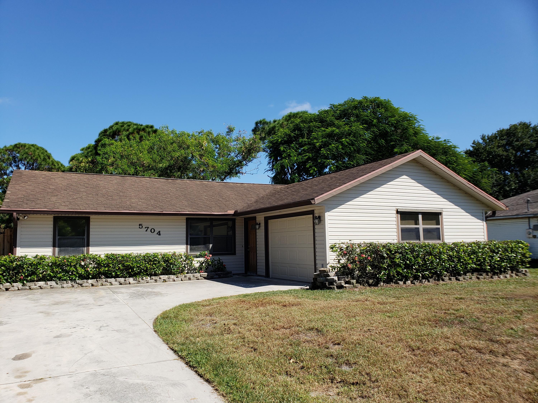 5704 Myrtle Drive, Fort Pierce, FL 34982