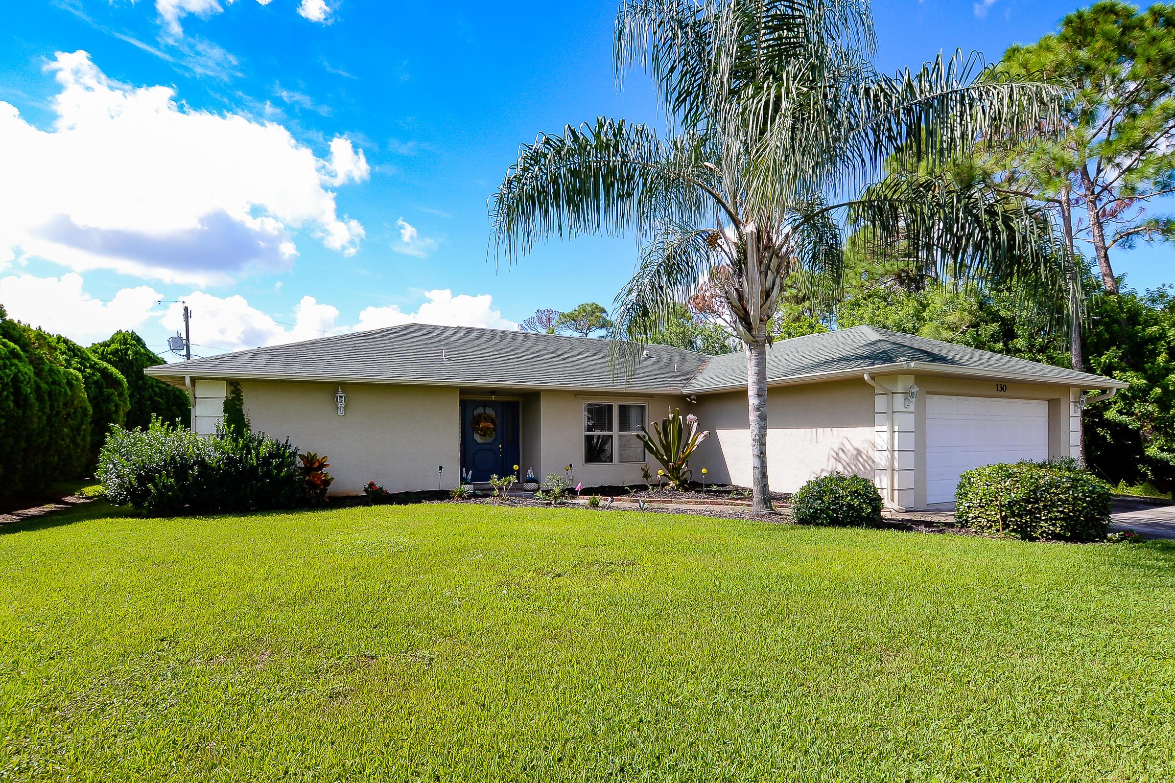 130 Sw Airview Avenue, Port Saint Lucie, FL 34984