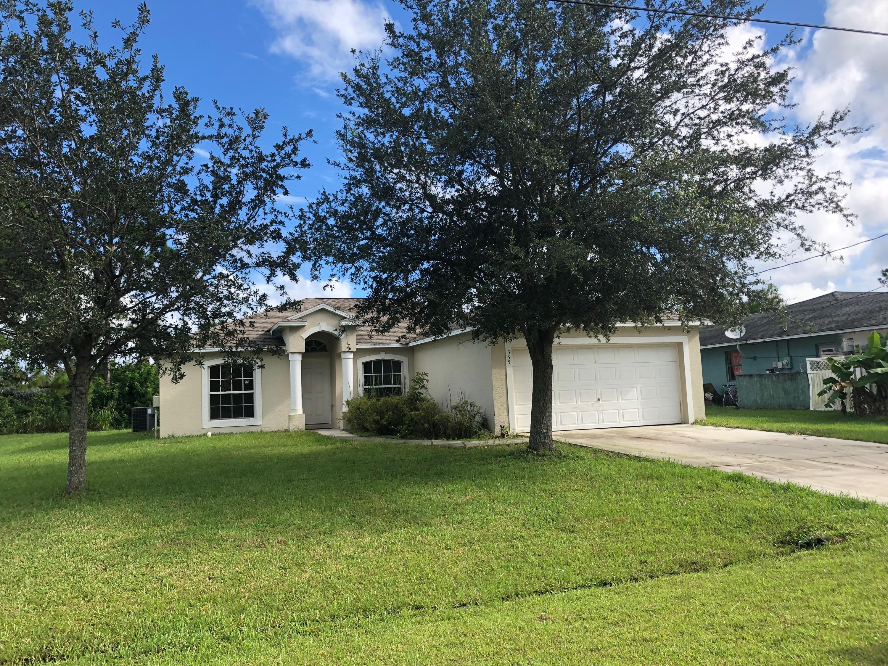 355 Sw Fairway Avenue, Port Saint Lucie, FL 34983