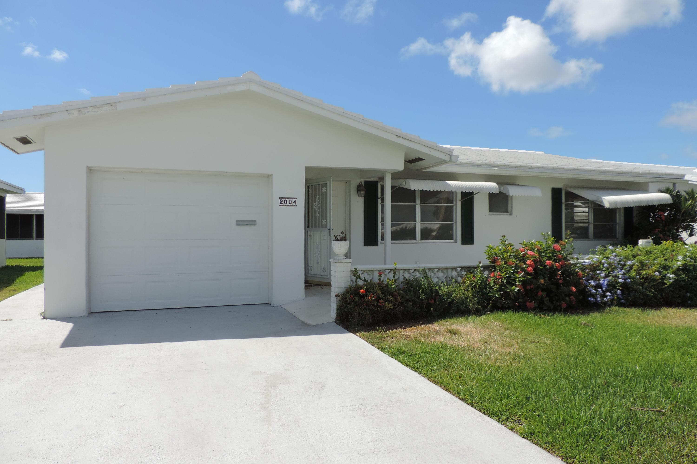 2004 Sw 20th Place, Boynton Beach, FL 33426