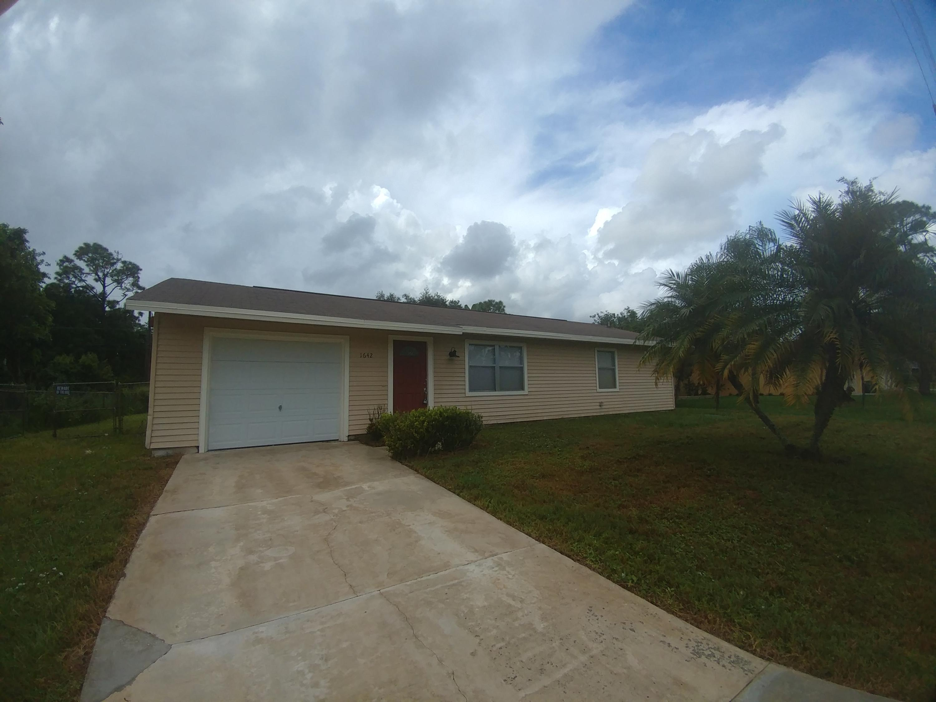 1642 Sw Import Drive, Port Saint Lucie, FL 34953