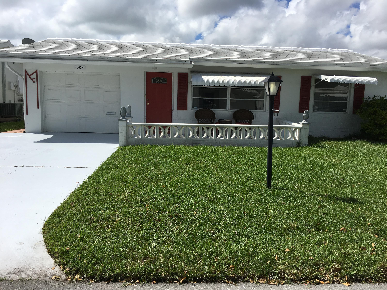 1303 Sw 15th Street, Boynton Beach, FL 33426