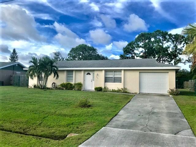 345 Nw Concord Drive, Port Saint Lucie, FL 34983