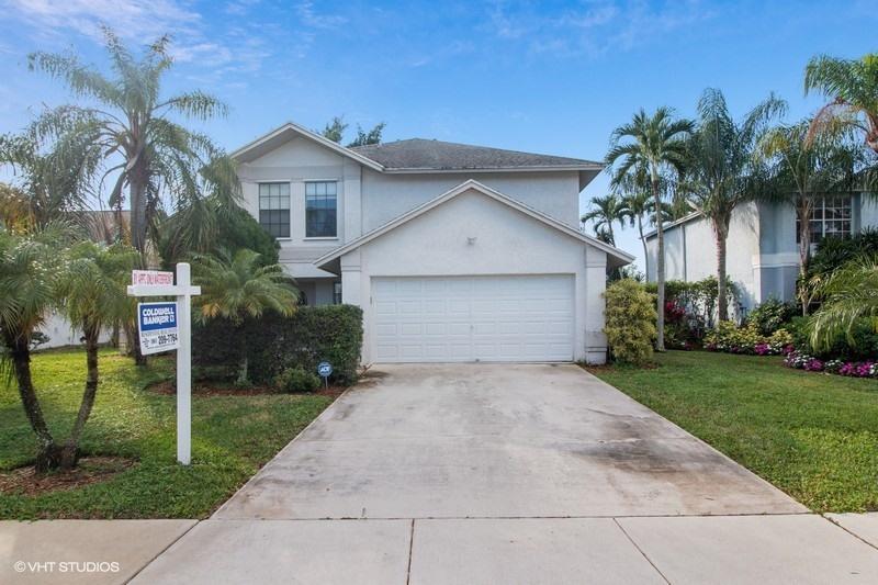 9840 Cross Pine Court, Lake Worth, FL 33467