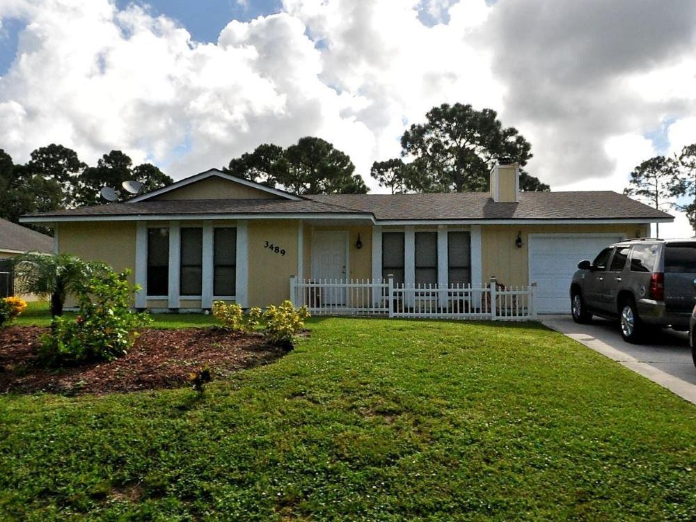 3489 Sw Englewood Street, Port Saint Lucie, FL 34953
