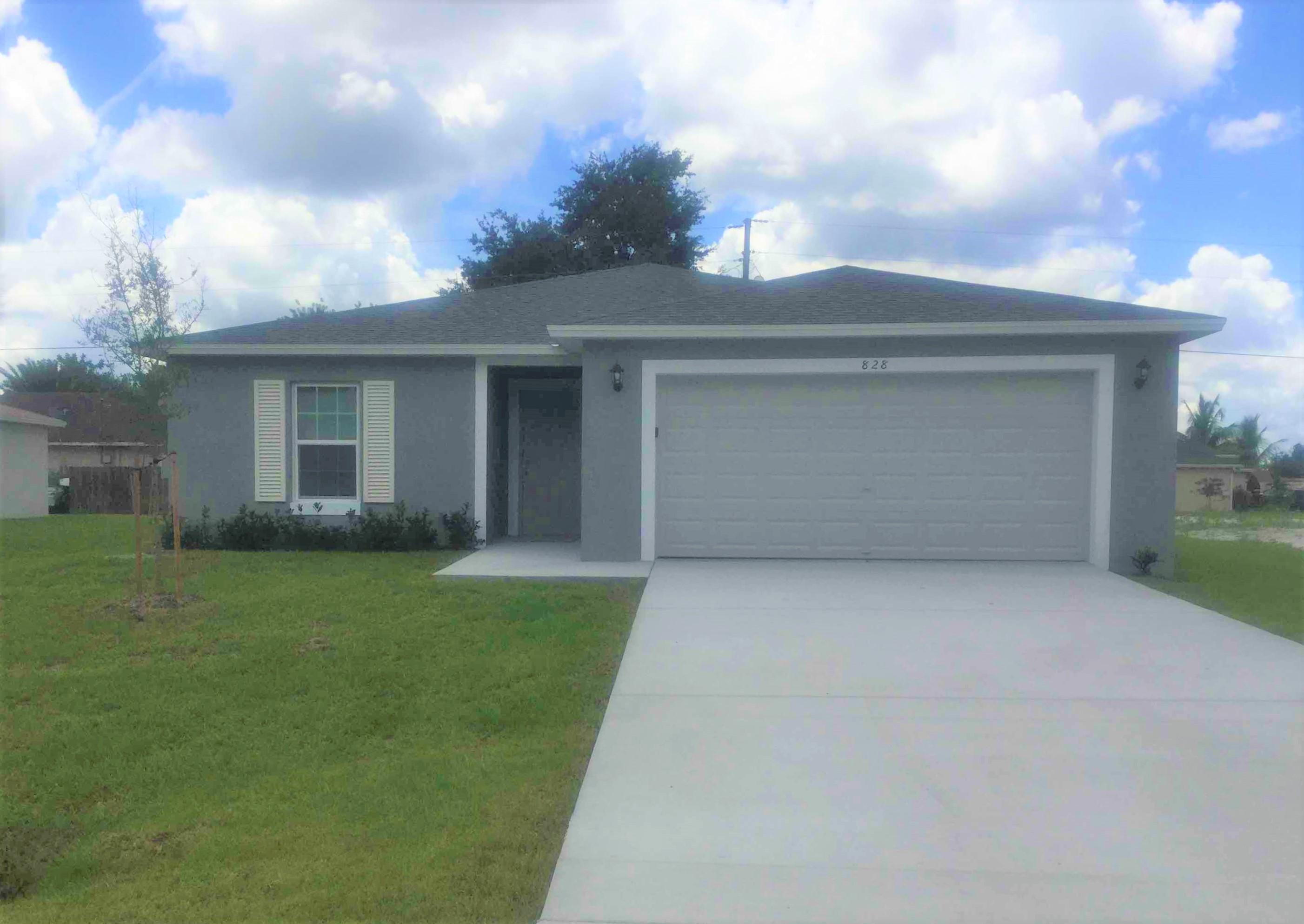 828 Sw Thrift Avenue, Port Saint Lucie, FL 34953