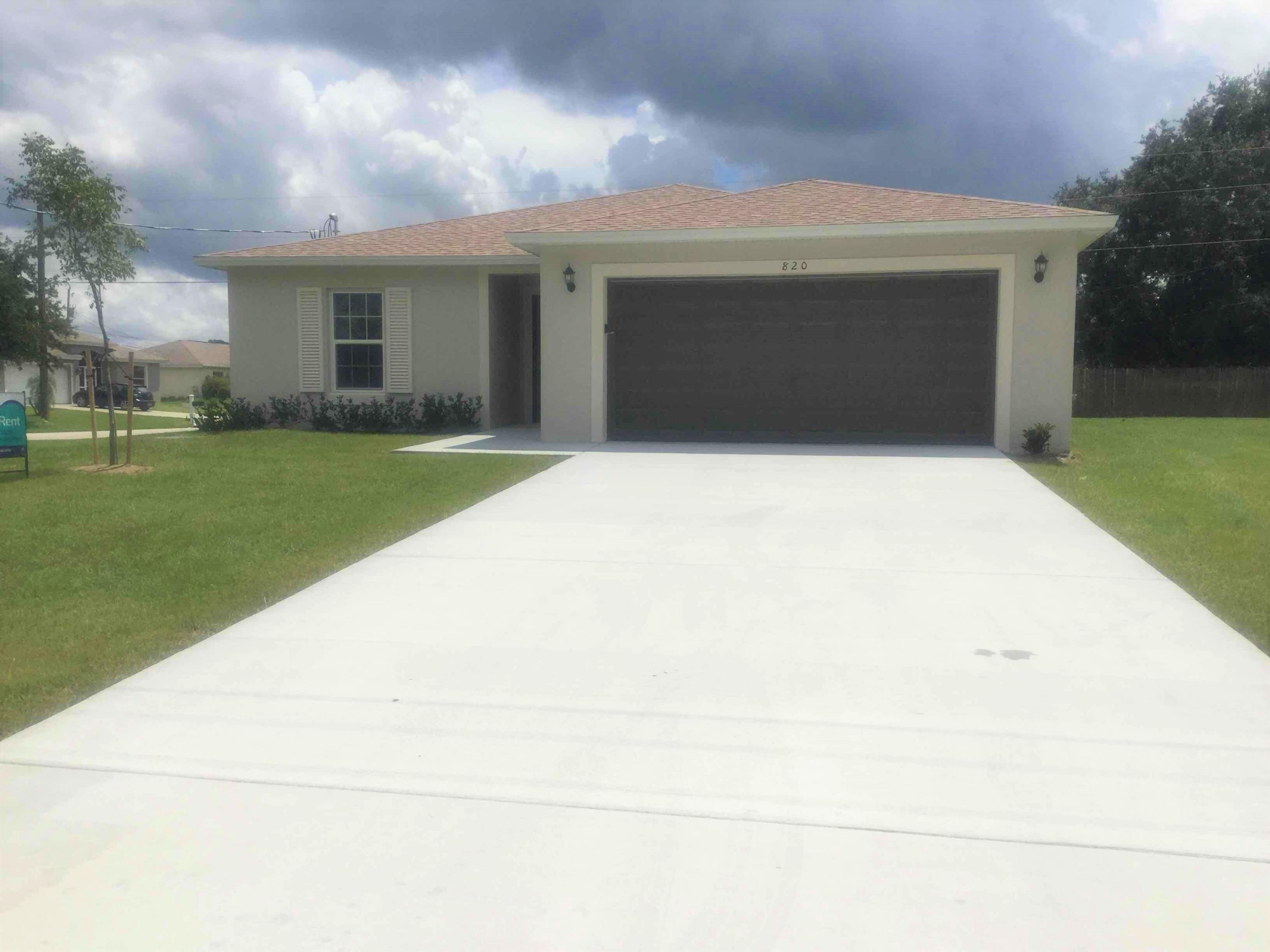 820 Sw Thrift Avenue, Port Saint Lucie, FL 34953