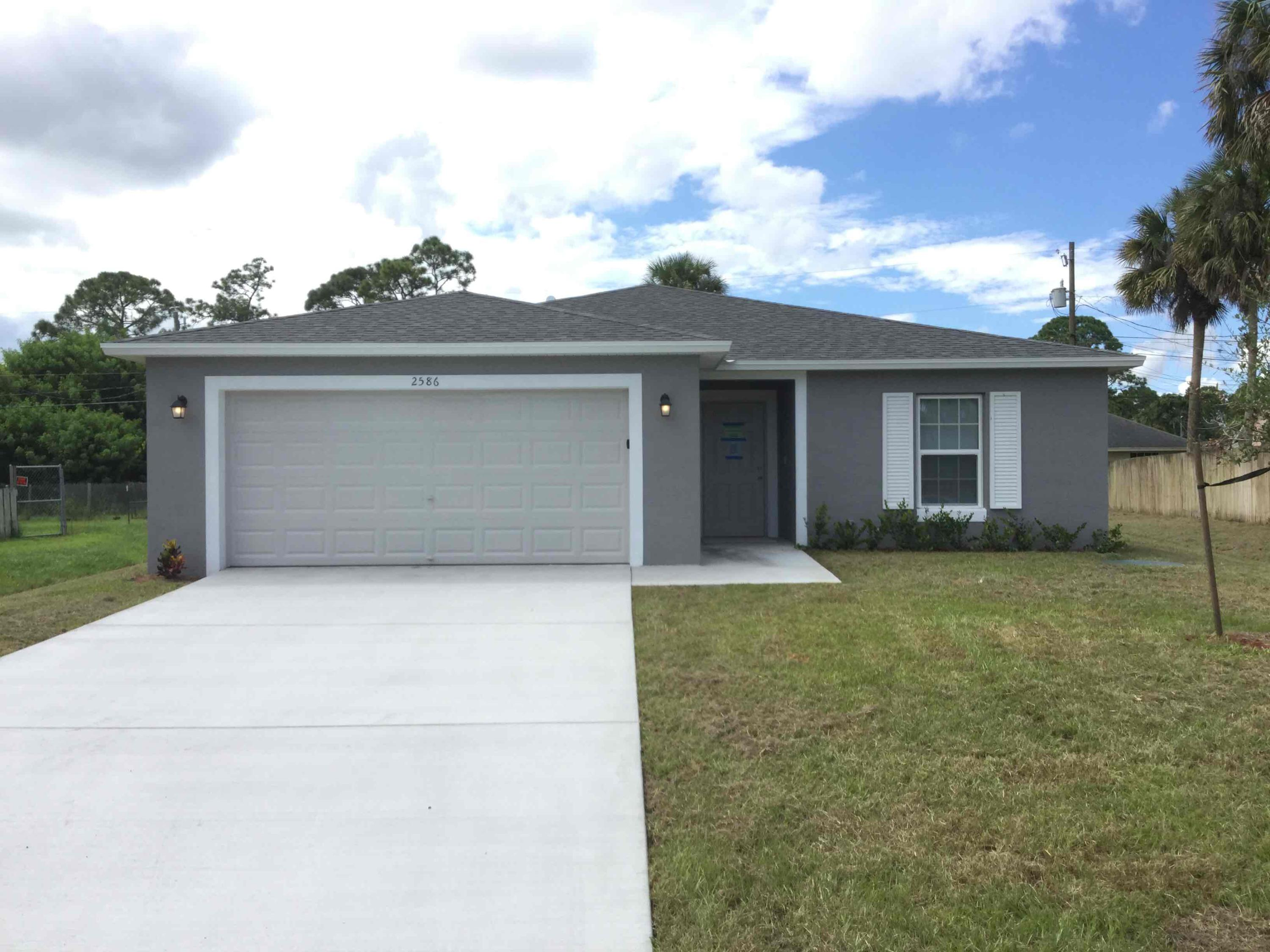 2586 Sw Dawn Street, Port Saint Lucie, FL 34953
