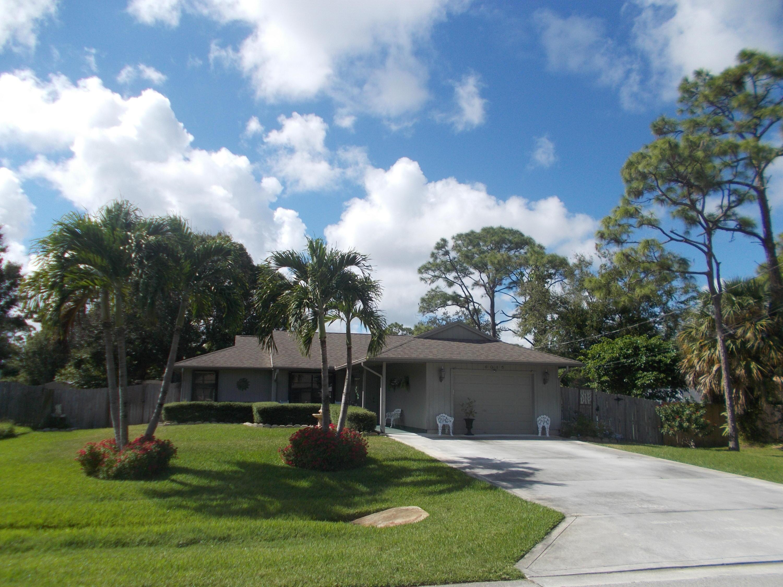6015 Balsam Drive, Fort Pierce, FL 34982