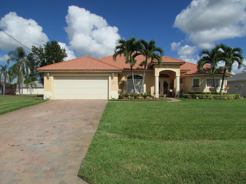 413 Sw Dagget Avenue, Port Saint Lucie, FL 34953