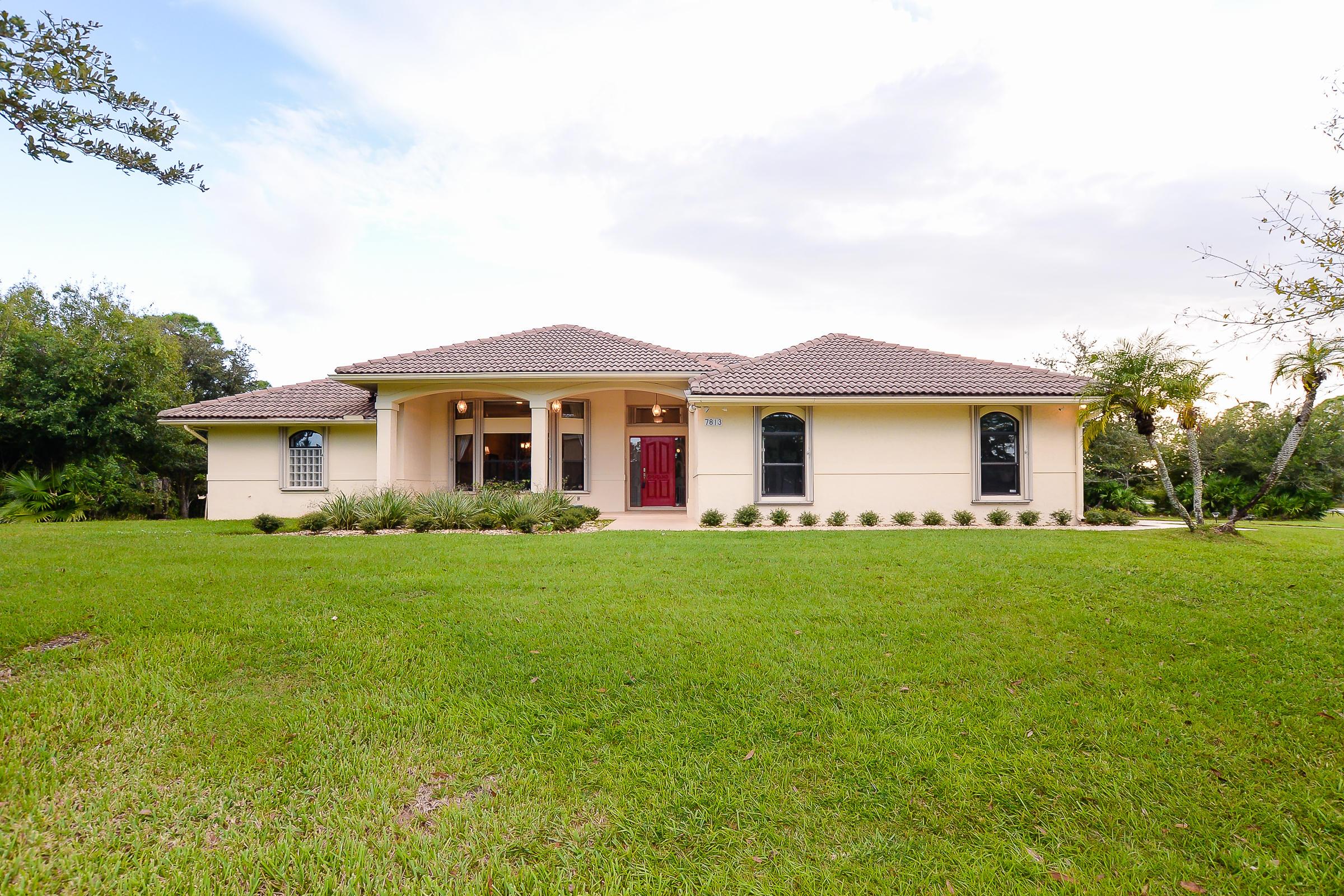 7813 Saddlebrook Drive, Port Saint Lucie, FL 34986