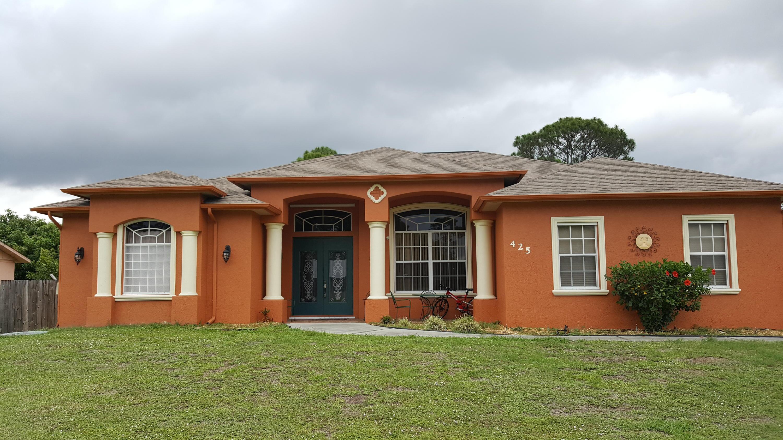 425 Se Evergreen Terrace, Port Saint Lucie, FL 34953