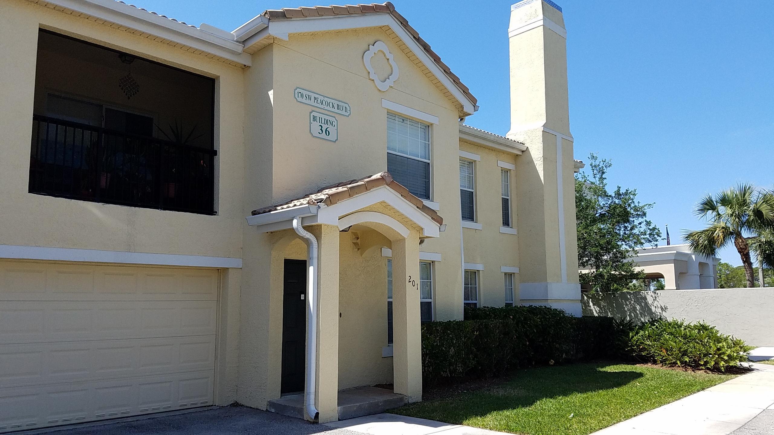 170 Sw Peacock Boulevard, Port Saint Lucie, FL 34986