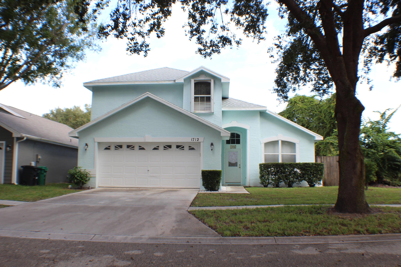 1712 Primrose Court, Fort Pierce, FL 34952