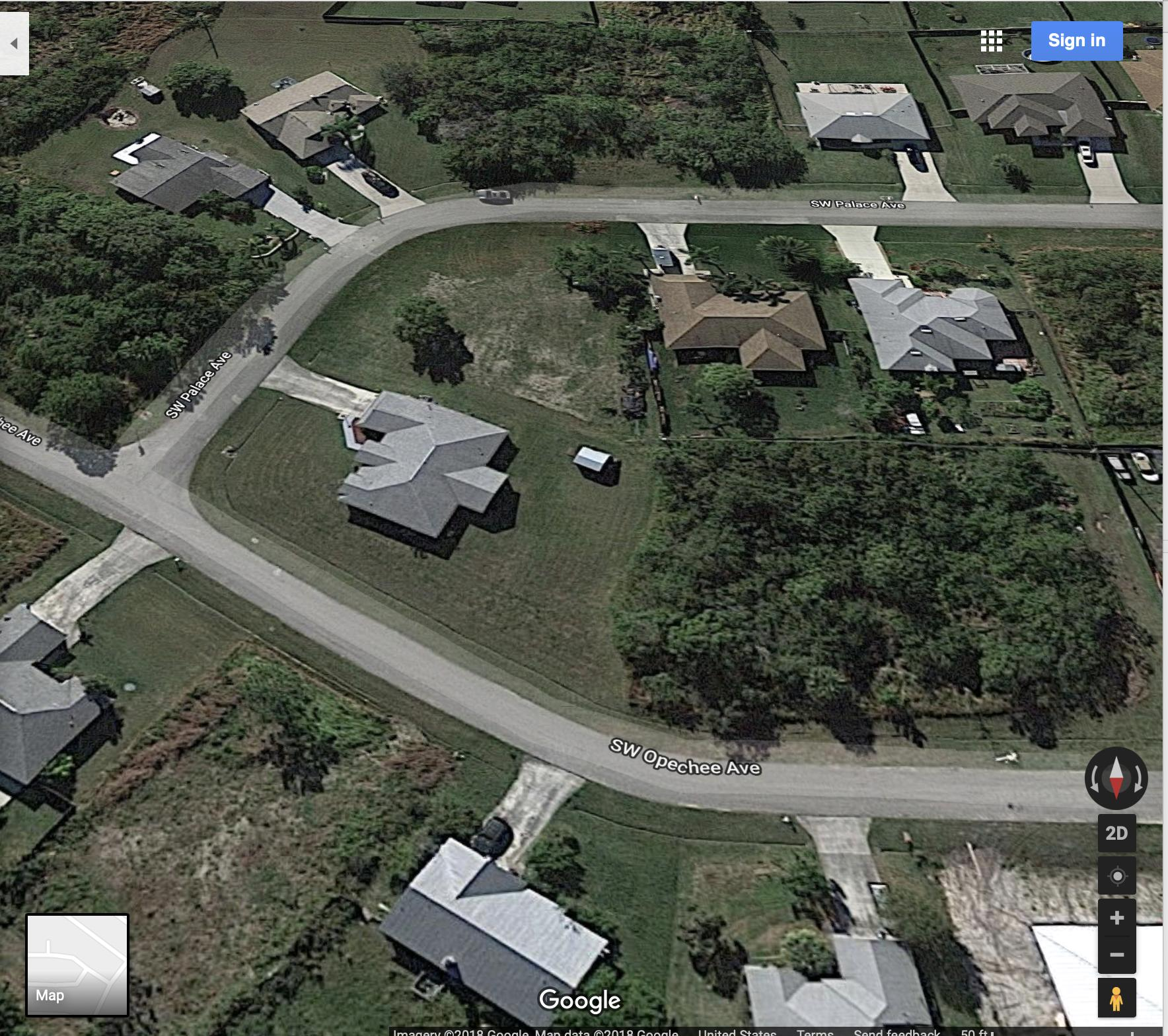 2662 Sw Opechee Avenue, Port Saint Lucie, FL 34987
