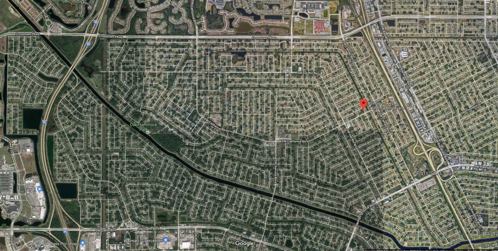 801 Sw California Boulevard, Port Saint Lucie, FL 34953