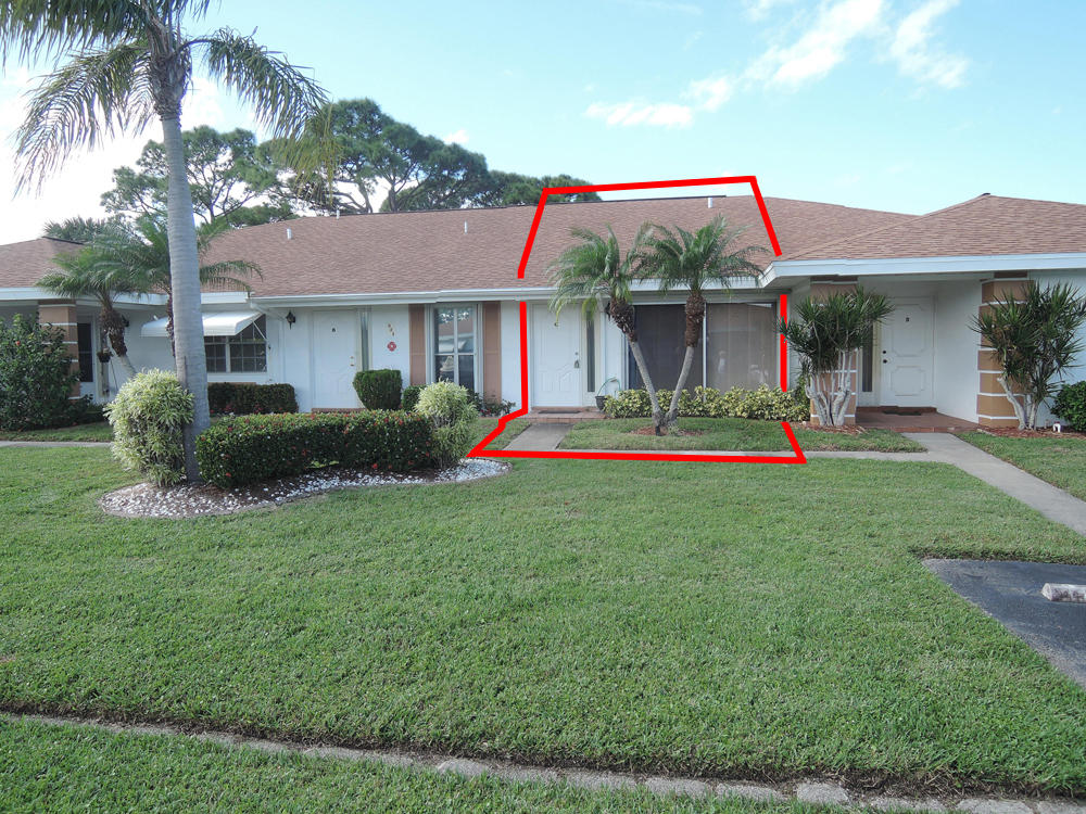 321 Colony Lane, Fort Pierce, FL 34982