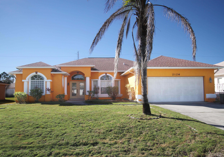 2126 Sw Gailwood Street, Port Saint Lucie, FL 34987