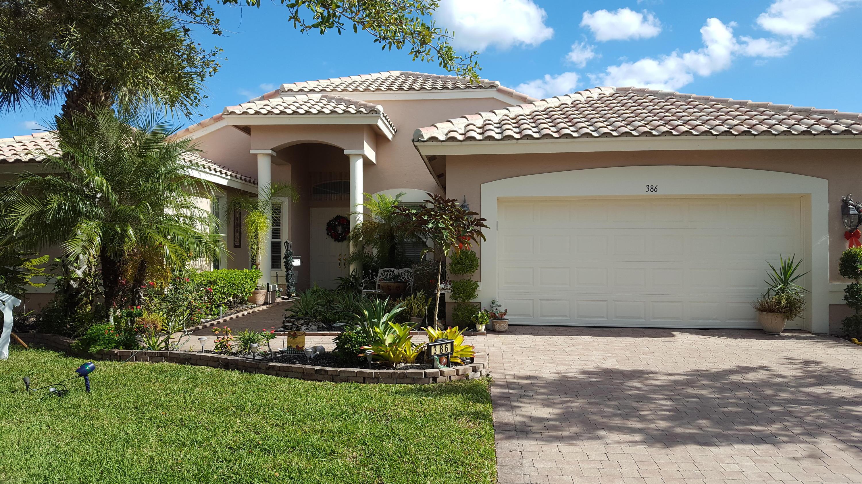 386 Nw Shoreview Drive, Saint Lucie West, FL 34986