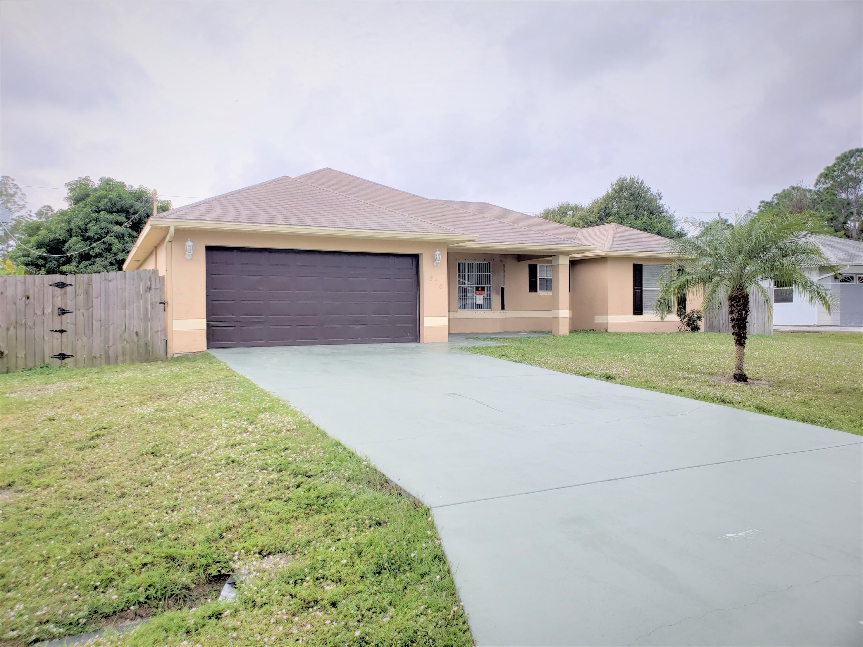 890 Sw Nichols Terrace, Port Saint Lucie, FL 34953