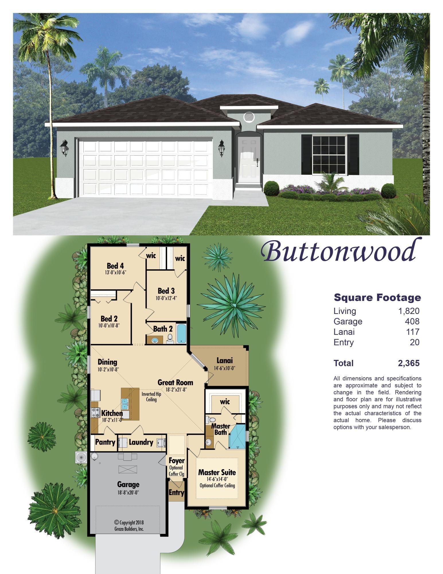 510 Sw Twig Avenue, Port Saint Lucie, FL 34983