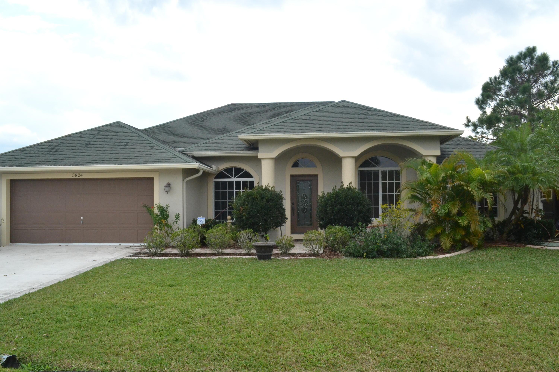 5824 Nw Cullom N Circle, Saint Lucie West, FL 34986