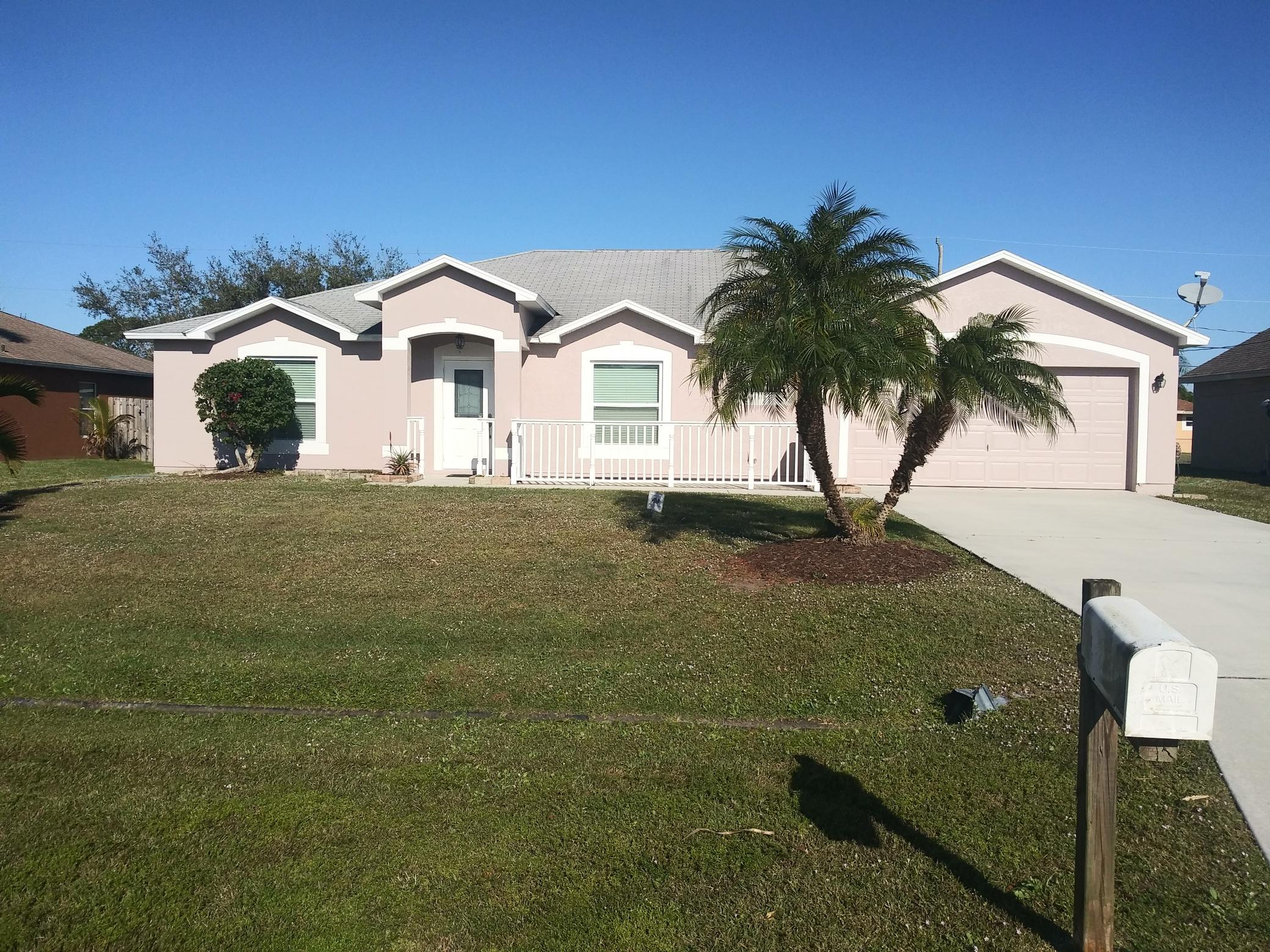 541 Sw Hamburg Terrace, Port Saint Lucie, FL 34983