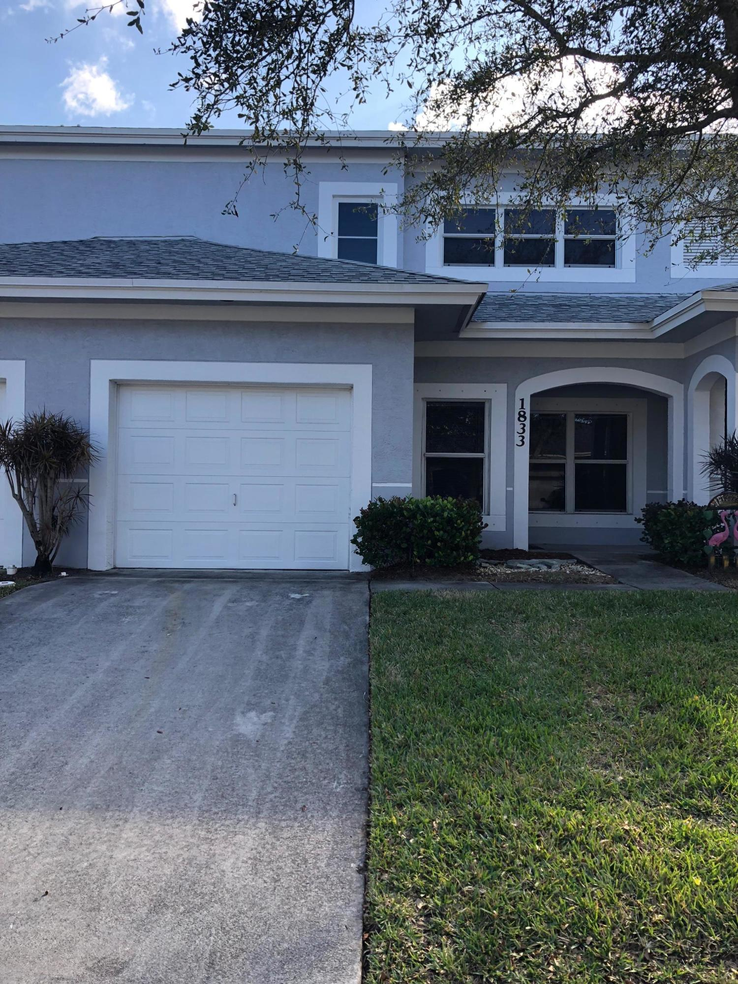 1833 Sandhill Crane Drive, Fort Pierce, FL 34982