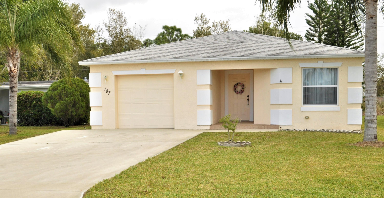 187 Camino Del Rio, Fort Pierce, FL 34952