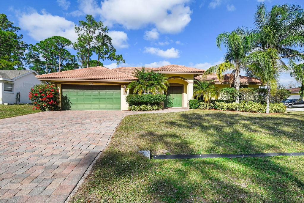 873 Sw Sultan Drive, Port Saint Lucie, FL 34953
