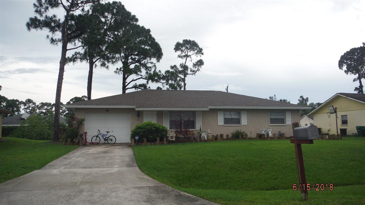 163 Nw Avens Street, Port Saint Lucie, FL 34983