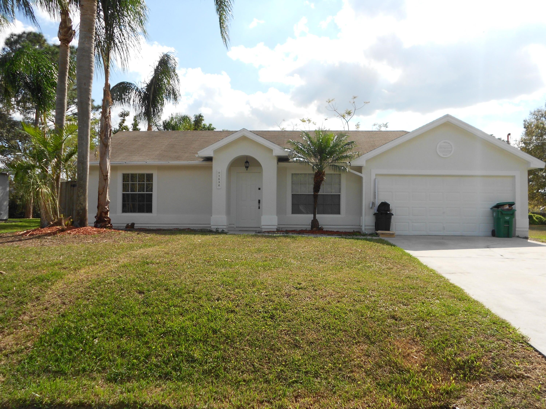1632 Sw Bascom Avenue, Port Saint Lucie, FL 34953