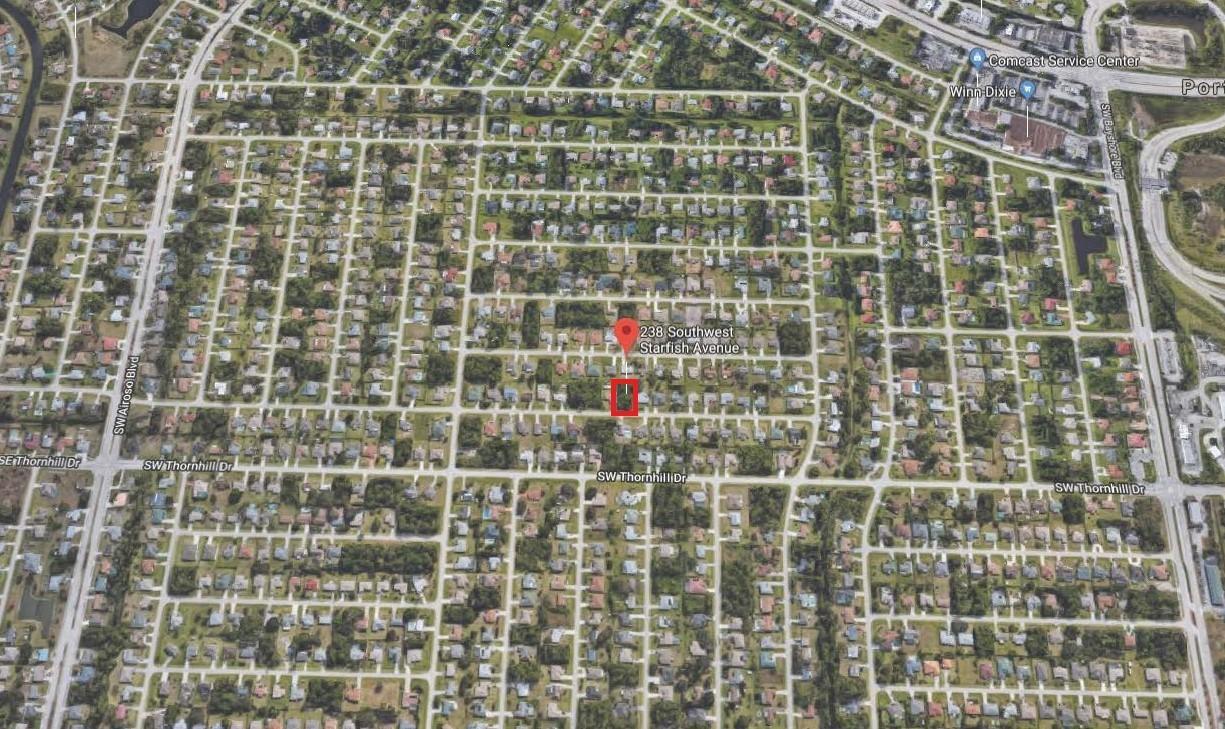 238 Sw Starfish Avenue, Port Saint Lucie, FL 34984