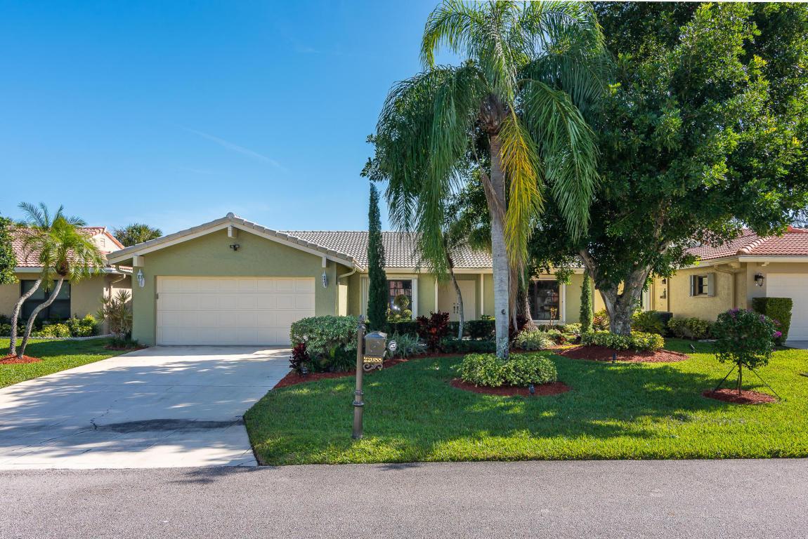 22088 Colony Drive, Boca Raton, FL 33433