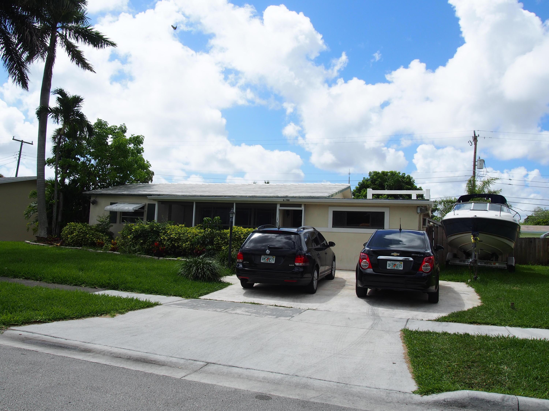 6398 Nw 20th Court, Margate, FL 33063