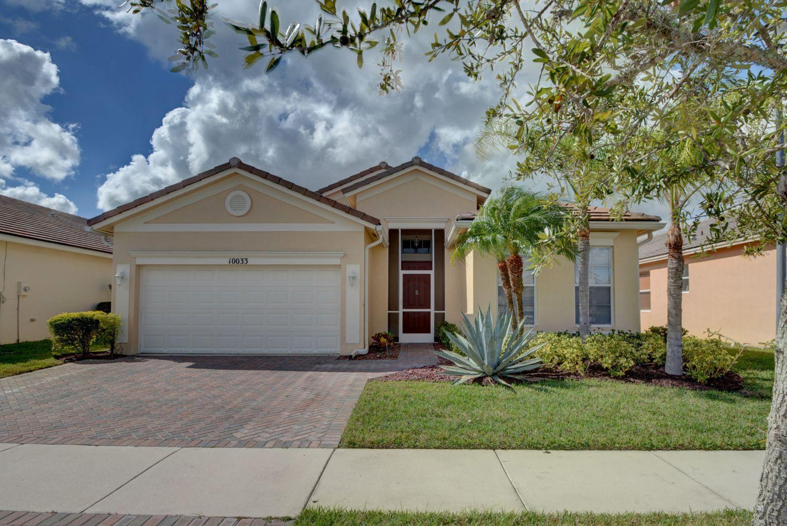 10033 Sw Glenbrook Drive, Port Saint Lucie, FL 34987