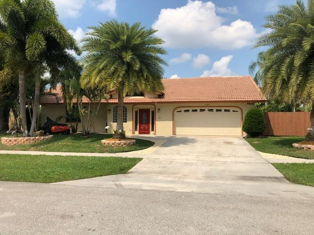 11681 Turnstone Drive, Wellington, FL 33414