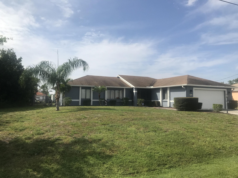 774 Sw Lakehurst Drive, Port Saint Lucie, FL 34983