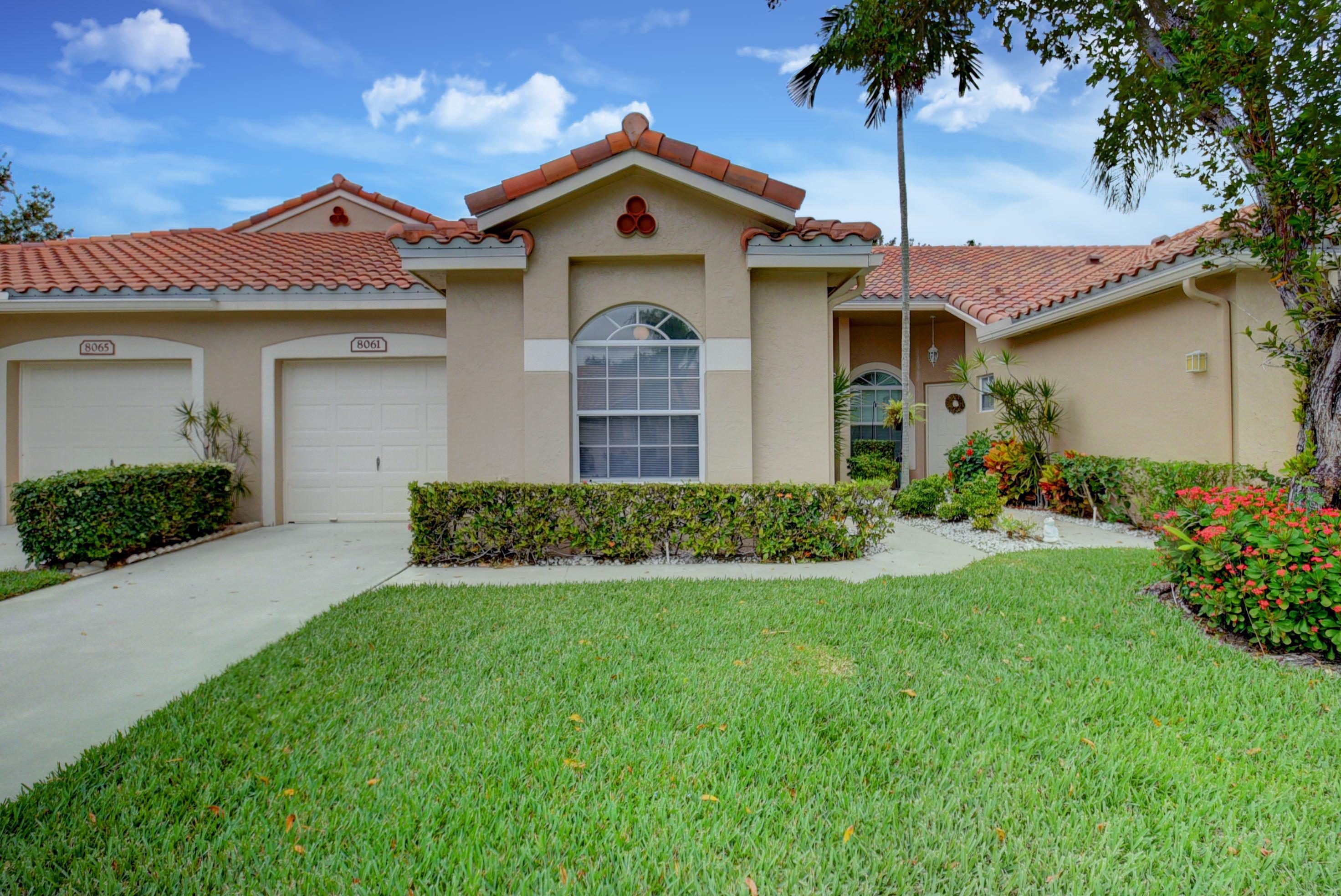8061 Key West Lane, Boynton Beach, FL 33472
