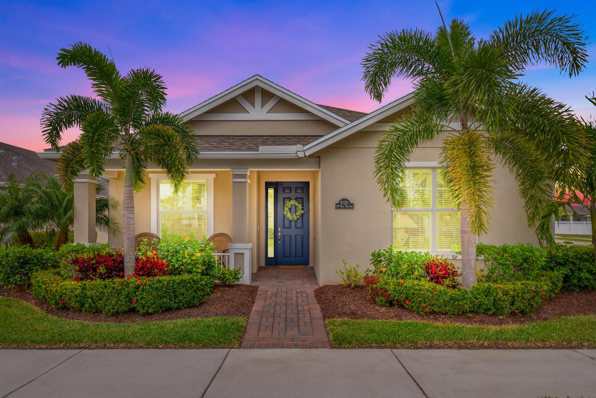 10321 Sw West Park Avenue, Port Saint Lucie, FL 34987