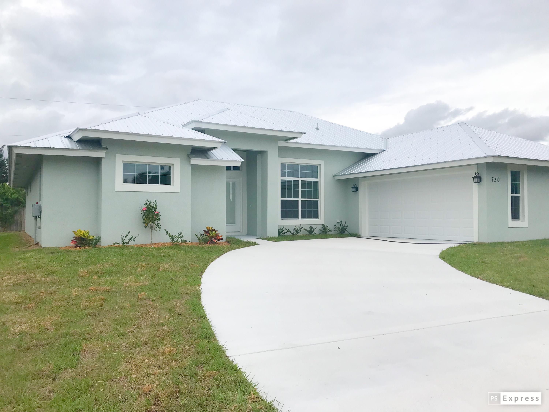 730 Sw Carmelite Street, Port Saint Lucie, FL 34983
