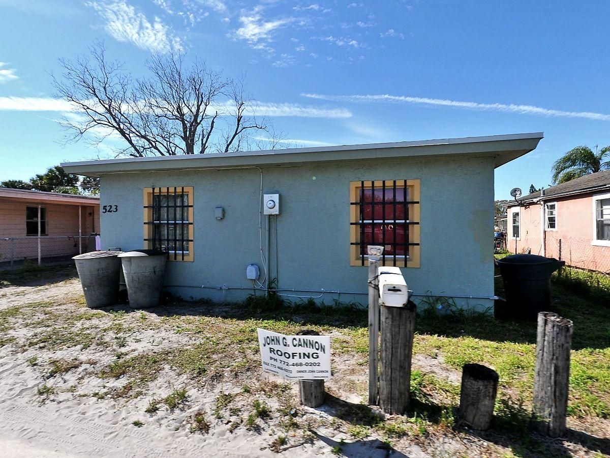 523 N 25th Street, Fort Pierce, FL 34950