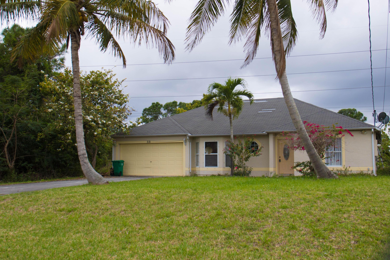 221 Se Sims Circle, Port Saint Lucie, FL 34984